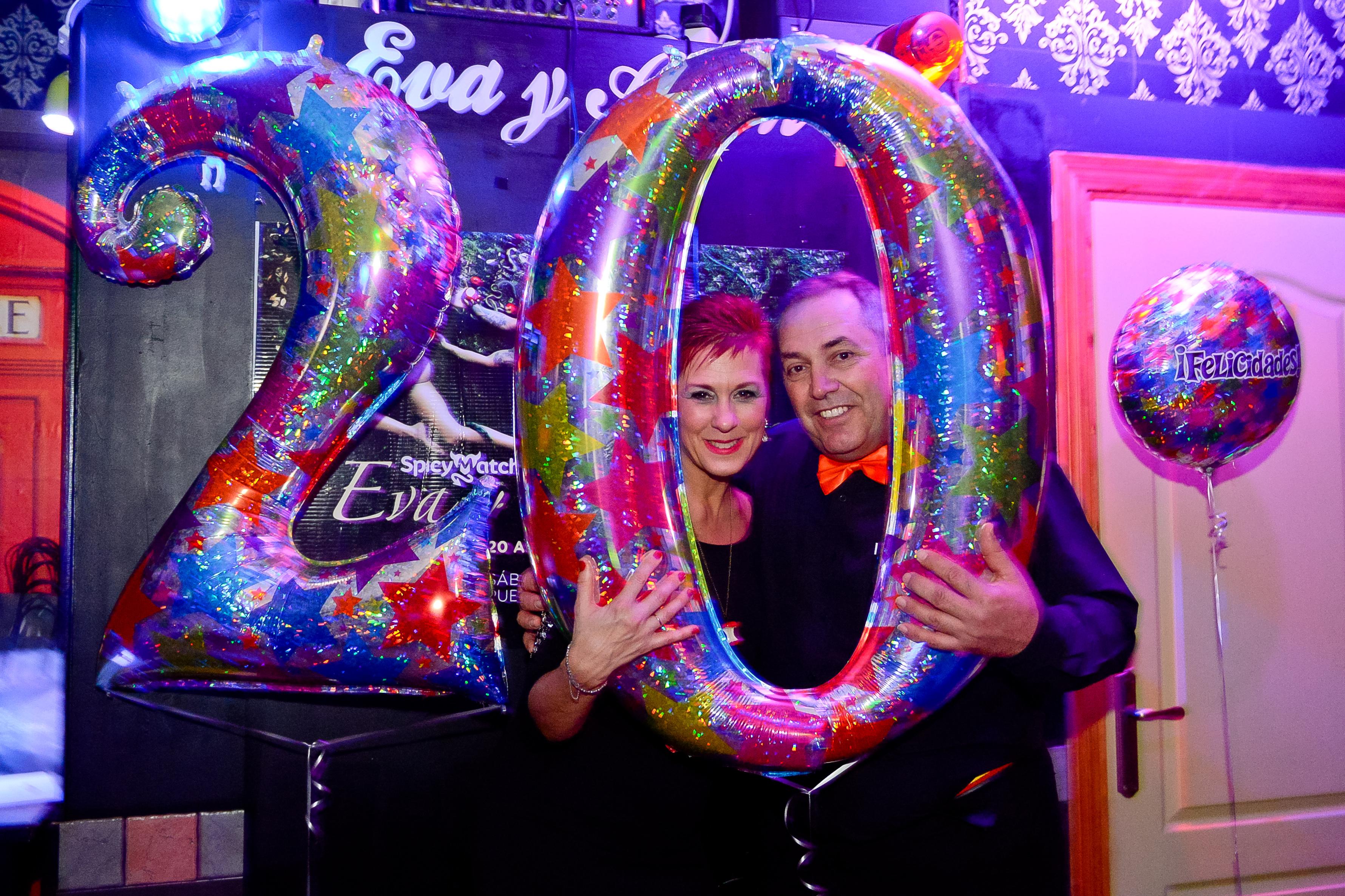 20 Aniversario del Pub Eva & Adán