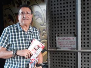 Revista Gente Libre en El Escondite