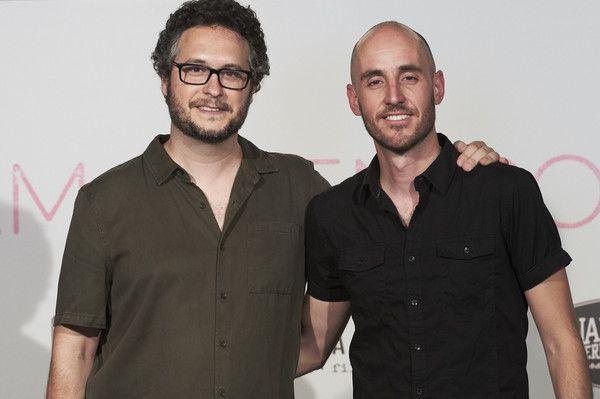 Juanjo Moscardó y Suso Imbernón, directores de la película