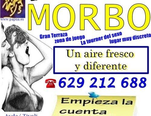Próxima apertura de MORBO