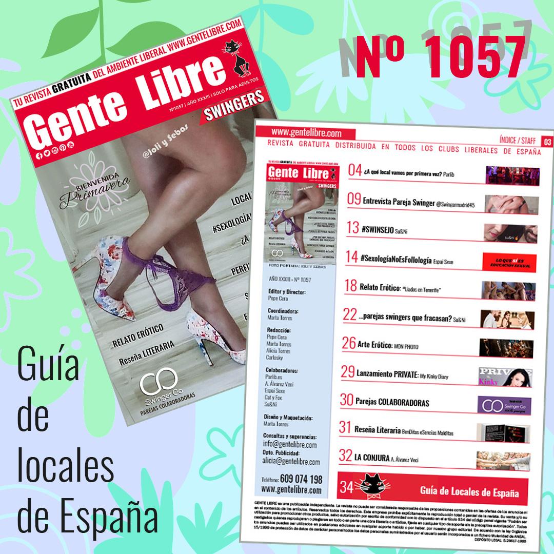 Revista Gente Libre nº 1057