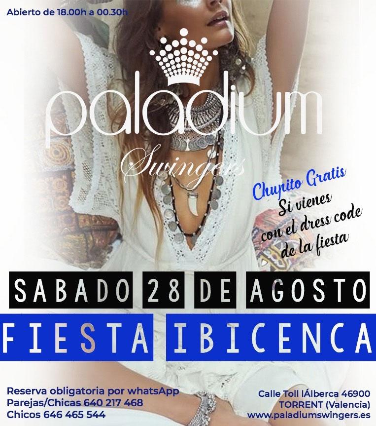 Paladium Swingers Valencia