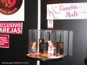 Área Swinger del Salón Erótico de Barcelona