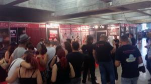 Área Swinger del Salón Erótico de Madrid